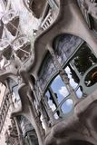 Batllo House by Gaudi, Barcelona Stock Photography