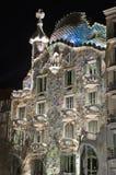 Batllo House located at Barcelona, Spain Stock Photos