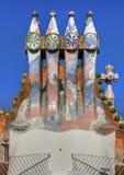 Batlo lampglas Royaltyfri Bild