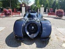Batman-Auto lizenzfreie stockfotografie