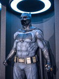 Batman costume. On display as a promotion for the movie Batman v Superman: Dawn of Justice in Hong Kong stock photos