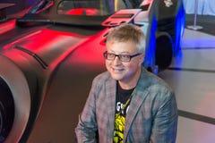 Batman Executive Producer Michael E. Uslan Royalty Free Stock Images
