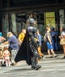 Batman-Karakter Stock Afbeelding