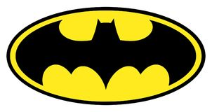 Free Batman Logo Stock Photos - 101469483