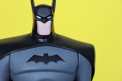 Batman-Zahl Abschluss oben Lizenzfreie Stockfotos