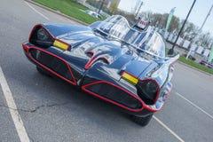 Batmobile Royalty Free Stock Photo