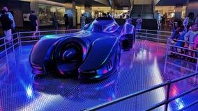 Batmobile auf Anzeige in DC am Museum der amerikanischen Geschichte lizenzfreie stockfotografie