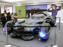 Batmobile 2016, de wandelgalerij van SM San Jose del monte, Bulacan, Filippijnen Royalty-vrije Stock Foto