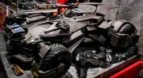 Batmobile stock photo