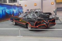 Batmobile Royalty Free Stock Images