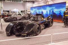 Batmobile Royalty Free Stock Photo