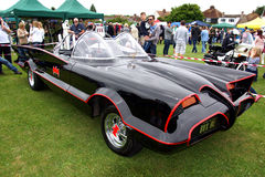 The Batmobile super car Royalty Free Stock Photography