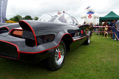 The Batmobile super car Stock Image