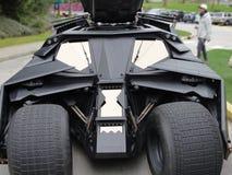 Batmobile van de Donkere Ridder Movie van Batman Royalty-vrije Stock Foto's