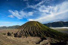 Batok Volcano. Batok , one of volcano in tengger semeru national park , East Java , Indonesia stock photography