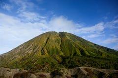 Batok Volcano. Batok , one of volcano in tengger semeru national park , East Java , Indonesia stock photos