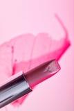 Batom de Rosa Fotografia de Stock