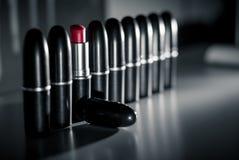 Batom vermelho Imagem de Stock Royalty Free