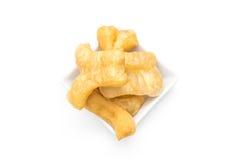 Baton de pain frit Photo stock