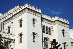 Baton Rogue - Old State Capitol Stock Image