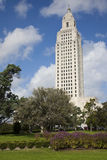 Baton Rogue - State Capitol Stock Photos