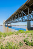 Baton Rouge Bridge Royalty Free Stock Images