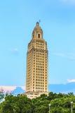 Baton Rouge, Louisiana - State Royalty Free Stock Photo