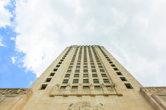 Baton Rouge Louisiana - tillstånd royaltyfria foton