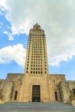 Baton Rouge, Louisiane - état images libres de droits