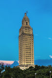 Baton Rouge, Louisiane - het Capitool van de Staat Royalty-vrije Stock Foto's