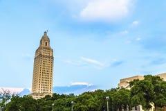 Baton Rouge, Luisiana - stato Immagine Stock