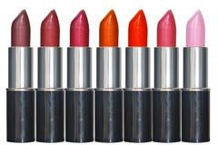 Batons coloridos da cor Imagens de Stock