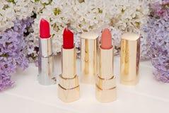 Batons e lilás de florescência fotos de stock royalty free