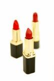 Batons vermelhos Imagem de Stock Royalty Free