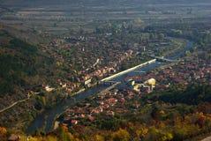 Batoshevo-Dorf Lizenzfreie Stockbilder