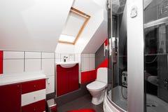 Batroom interior Stock Photography
