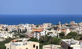 Batroun,黎巴嫩 库存照片