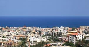 Batroun, Ливан Стоковая Фотография RF