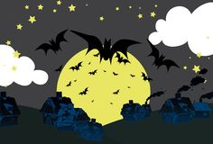The Bats Stock Images