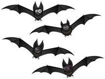 Bats in flight Stock Photos