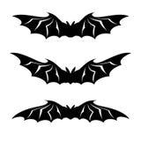 Bats illustration Royalty Free Stock Photography