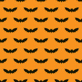 Bats seamless background Stock Photo