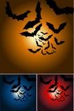 Bats181007 Stock de ilustración