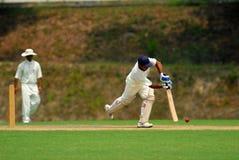 A batsman Stock Photos