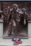 Battaglia del monumento Londra Inghilterra di Gran-Bretagna Immagini Stock