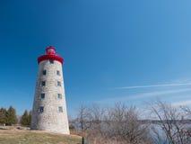 Battaglia del mulino a vento, Prescott, Ontario, Canada Fotografie Stock Libere da Diritti