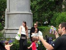 Battaglia NYC 2016 94 della bolla Immagine Stock Libera da Diritti