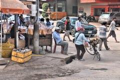 Battambang Royalty Free Stock Photography