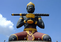 Battambangstandbeeld Stock Afbeelding