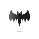 Batte de vol de Halloween illustration de vecteur
